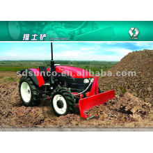 4 WD Tractor With Front Dozer Blade