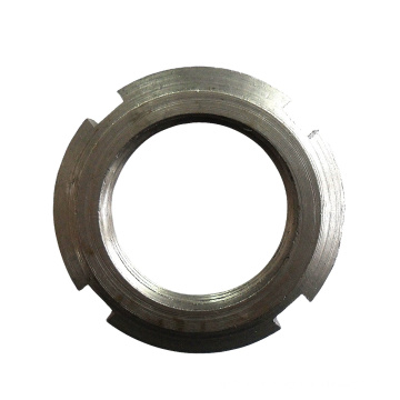 DIN 981 Round slotted Shaft Nut
