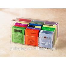 Acryl Teebeutel Box