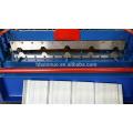 EN standard toiture de tuiles en métal feuille formant la machine comme personnalisé