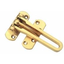 chaînes de porte de couleur dorée