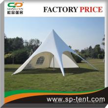 Outdoor-Werbe-Star-Zelt mit verstellbarem Aluminium-Pole vom Zelt-Hersteller
