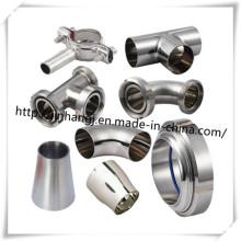 3A / DIN / SMS фитинги из нержавеющей стали для санитарных труб