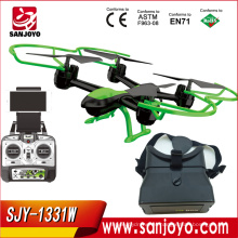 ¡Nueva llegada! VR Glasses drone Soporte Wi-Fi FPV Drone Quadcopter con cámara HD disfrutar de la mejor experiencia visual SJY-1331W