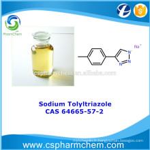 Tolyltriazole au sodium 50%, CAS 64665-57-2, Traitement de l'eau de refroidissement cycliste