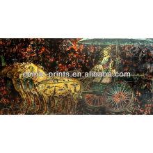 Pintura china tradicional del arte