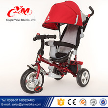 Alibaba three wheel bicycle for kids	/new design hot sale baby tricycle/Multifunction toddler trike