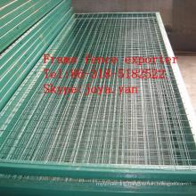 Frame fence exporter