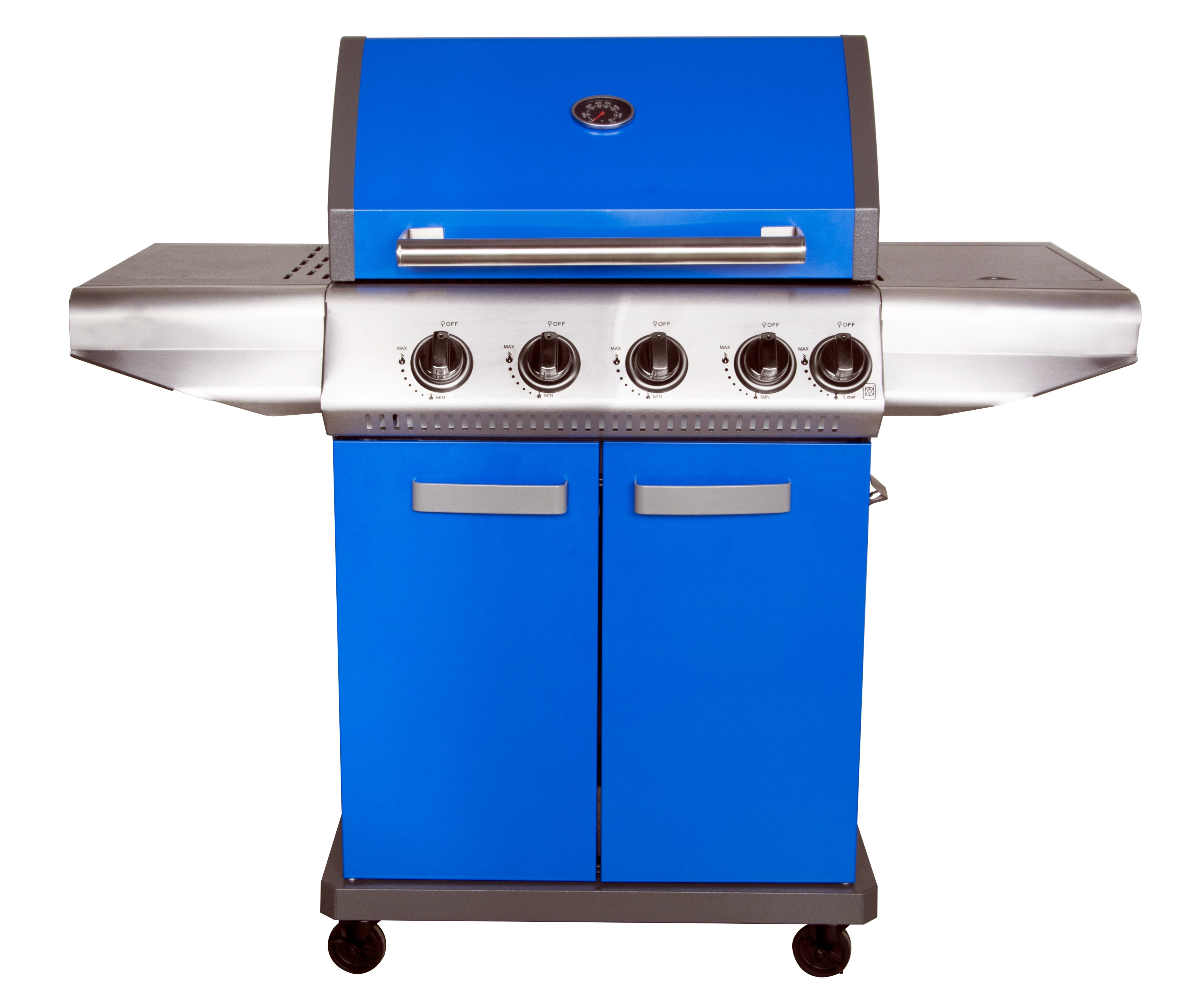 Gas Grill Blue