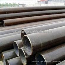 SCH 40 carbon nahtloser Stahlrohr / ASME SA53 Grade B Nahtlose Rohre