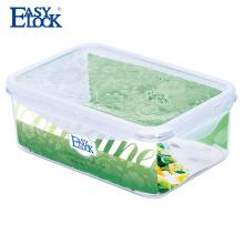BPA Free caixa de transporte de plástico ecológico