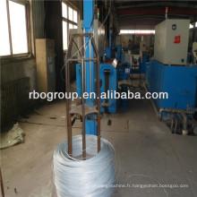 Tréfileuse en acier au carbone 24DB (0.08-0.25)