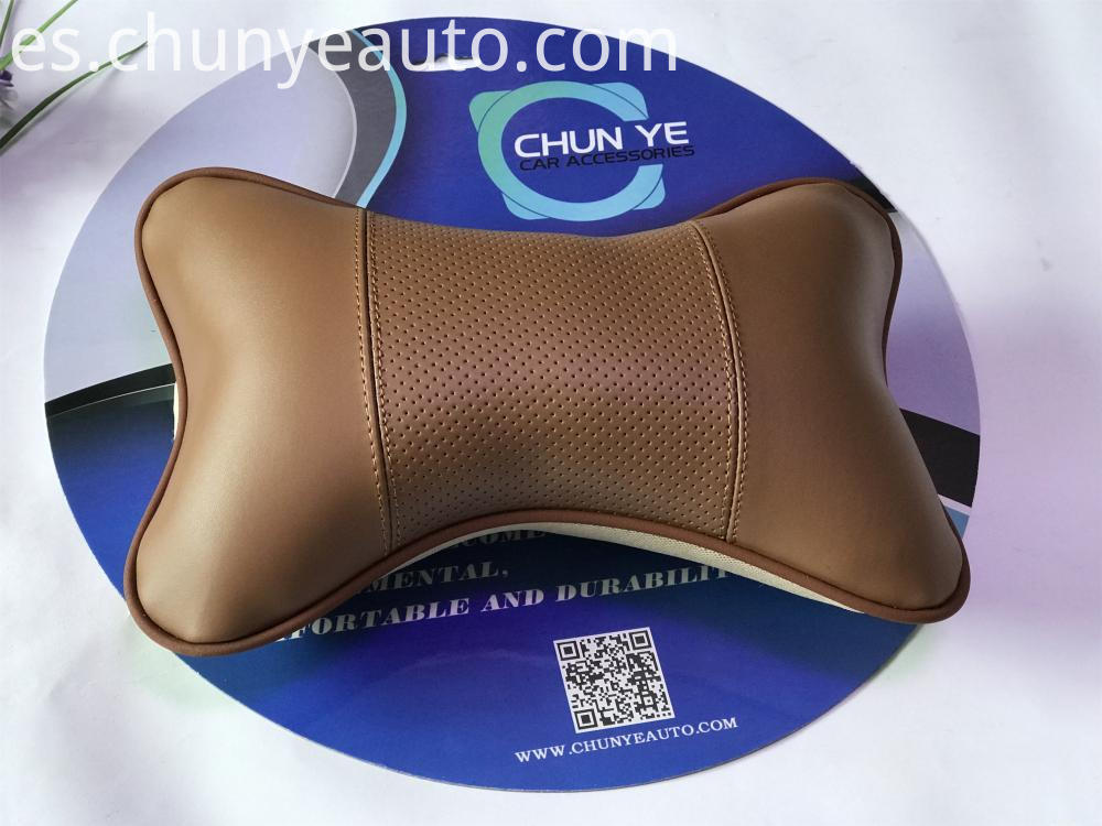 auto memorry foam neck pillow