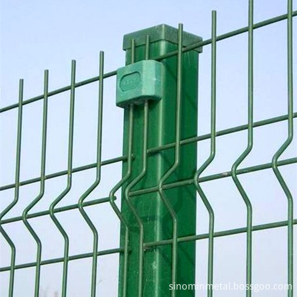 3D Bending Wire Mesh Fence