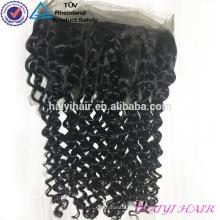 Factory100 Virgin Brazilian Hair 360 Lace Frontal