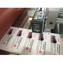 Sheet Sleeve Schneidemaschine Rolle zu Blatt