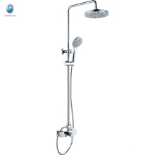 KDS-07 foshan market with 1.5m tube head shower watermark upc certificate bathroom shower kit