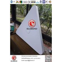 Твердая алюминиевая панель Globond (GL031)