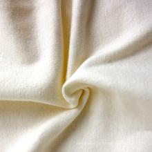 Tissu d'interverrouillage en coton de chanvre (QF13-0406)