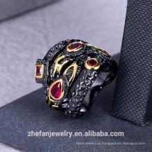 anel de casamento com design elegante fabricado na china