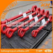 API 8c single arm elevator links, double arm elevator links, drilling elevator link with factory price