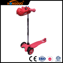 Latest technology mini roller board kick scooter for kids three wheels