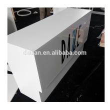 Comptoir de matériel en bois utilisé de stands de commerce avec le matériel de cabine de peinture