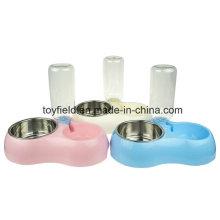 Hund Wasser Feeder Trink-Kit Düse Hund Wasser Trinker