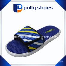 Mens Flip Flop Slippers Bathroom Waterproof Beach Holiday Summer Mules