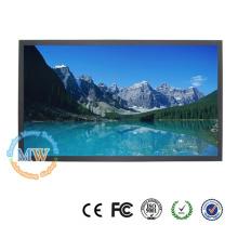 55 inch high brightness big size LCD monitor with HDMI DVI VGA input
