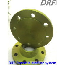 Yellow Painted Flange, Blind Flange, Forged Flange