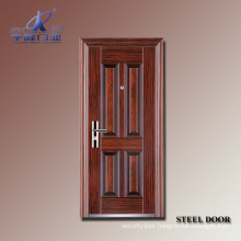 Russia Cheap Steel Security Door-Yf-S102