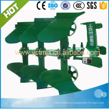 High quality Tractor Mounted Agricultural best furrow plough for hot sale