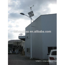 popular wind solar hybrid system led street light road lamp