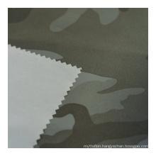Down Proof Fabric for Jacket Hot Sale Reflective Metallic 100% Polyester Fabric Taffeta Fabric Woven OEKO-TEX STANDARD 100 Plain
