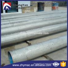 tubulação de aço suave com tubo de aço carbono 40 programação