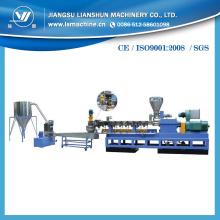 Gránulos plásticos de la composición del nuevo PE del estilo y de los PP que hacen la máquina con estándares internacionales