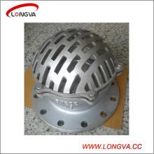 Pn16 Сантехнический нержавеющий стальной фланцевый насос для воды