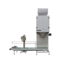 Empaquetadora semiautomática de la semilla de grano