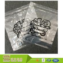 La conception d'OEM Nice a imprimé les expulseurs transparents auto-adhésifs de poly pour l'habillement