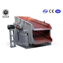 Équipement minier Ligne de production de sable Écran vibratoire