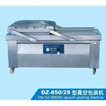 Chamber Connected to Platform Vacuum Packing Machine