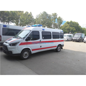 New medical ambulance car price emergency