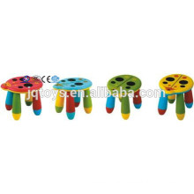 Silla de luna de plástico de dibujos animados para niños