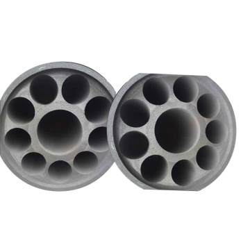 Custom sizes graphite shaped parts good service Chinese factory