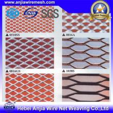 ПВХ-пластик с покрытием из листового металла для строительных материалов