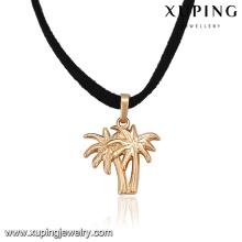 43814 xuping уникальные новые модели 18k золото специальные ожерелье тела ювелирных изделий поставок