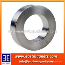 N52 großer Ring ndfeb Magnet für Verkauf / Zirkel Neodym Magnet für Industrie