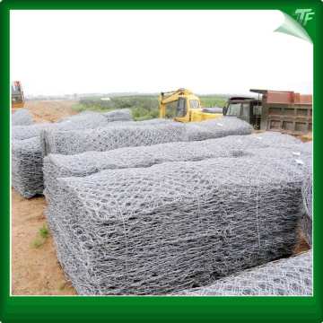 Glfan hexagonal gabion baskets