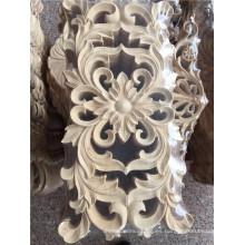 ménsulas decorativas de madera / molduras de madera decorativas
